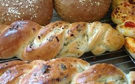 bread plaits