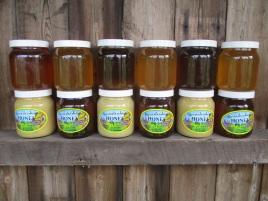 Honey on Shelf (2)