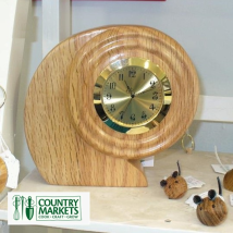 woodcraft clock