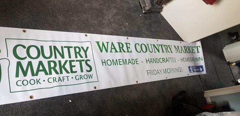 Ware Banner